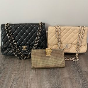 My Chanel Collection✨✨✨✨